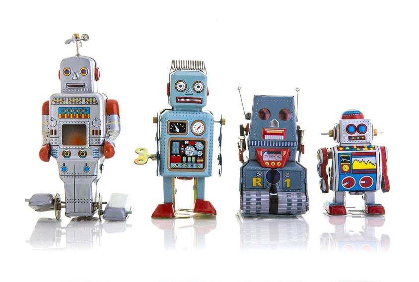 רובוטים